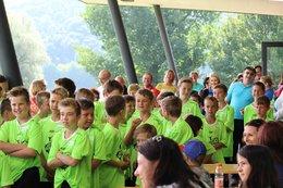 Frenkie Schinkels Fußball Camp 2014 (Tag 1 & 2)