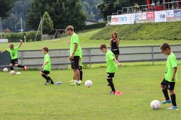Frenkie Schinkels Fußball Camp (Tag 4)