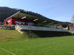 Neues Clubgebäude