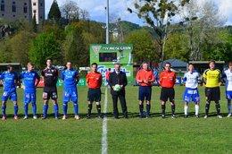 Cup Spiel TSV : Amaliendorf 21.4.2014
