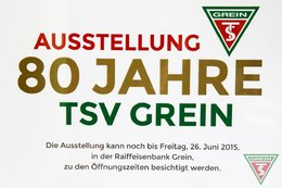 80 Jahre TSV Meisl Grein Tag 1