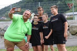 Strudengau Auswahl vs. Rapid Wien